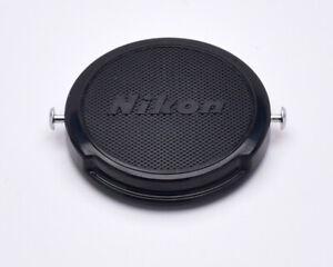 Genuine Nikon Japan 40.5mm Clip-On Front Lens Cap Pin Style (#5022)