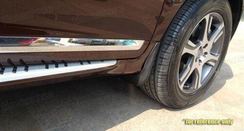 Car Mud Flaps Splash Guard Fender Mudguard for Lexus GS 350//450h F-Sport 2013-15
