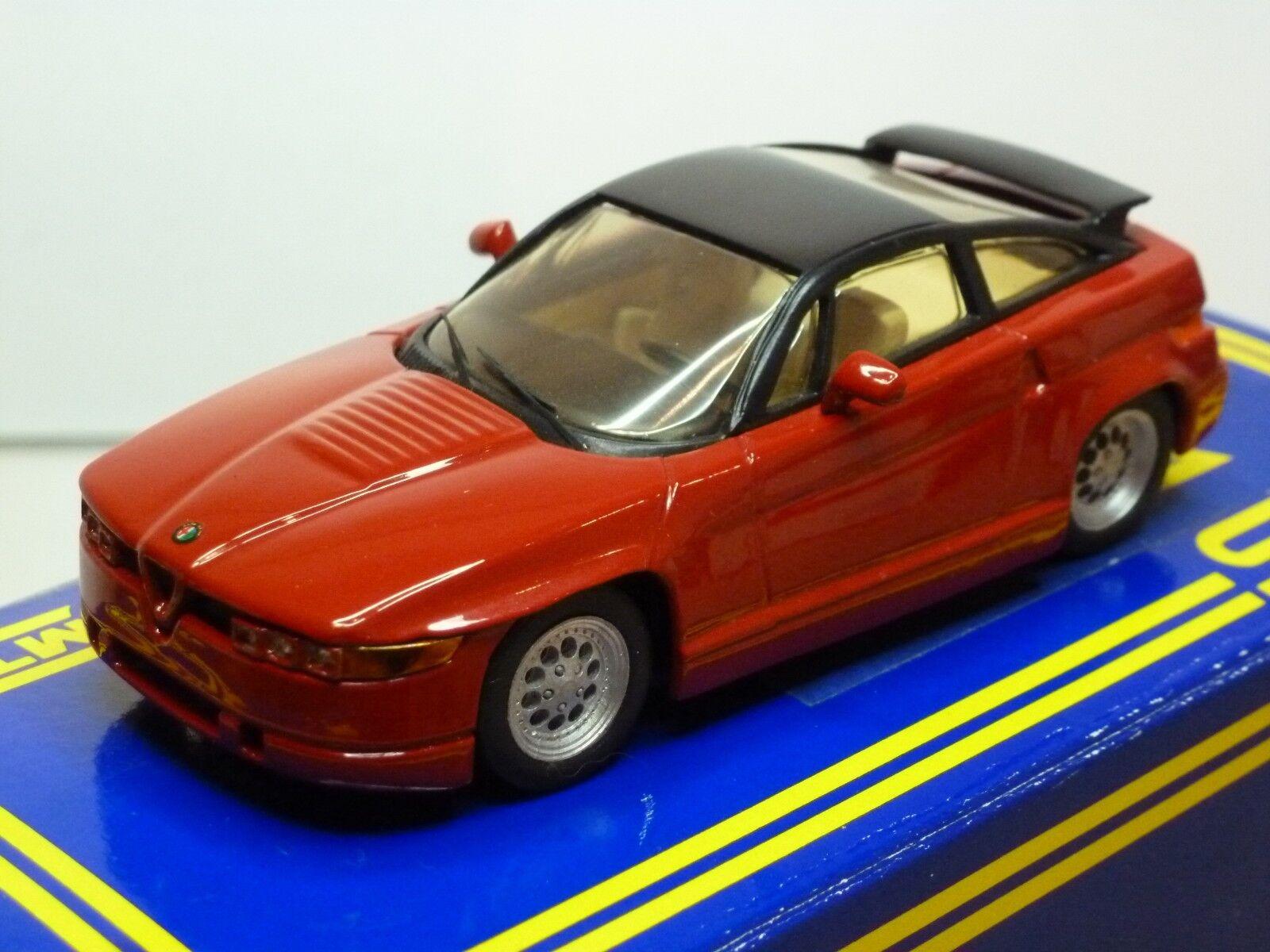 SMTS V5 ALFA ROMEO ES30 ZAGATO - RED 1 43 RARE - EXCELLENT IN BOX