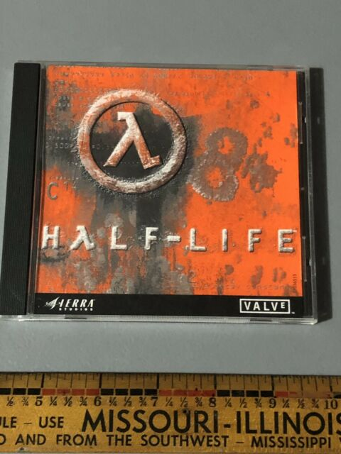 Half-Life PC Game First Person