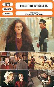 FICHE-CINEMA-FILM-France-L-039-HISTOIRE-D-039-ADELE-H-Realisateur-Francois-Truffaut