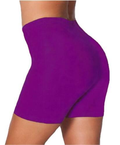 Women Cycling Dancing Gym Running Cotton Shorts Leggings Activewear Crop Pants