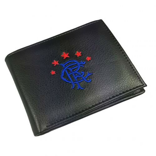 PU Wallet - GIFT EMBROIDERED Rangers F.C