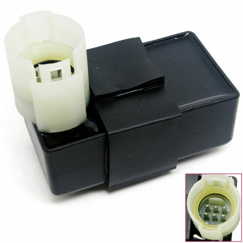 New High Performance CDI Ignition Box for Honda ATC 200M ATC 200S ATC 200X 1983 1984 1985 Replaces OEM Z022-0001N