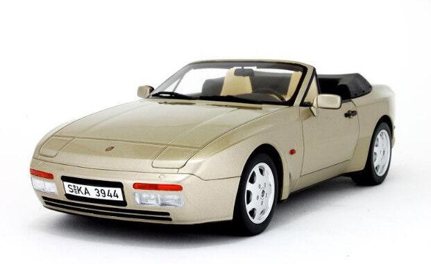 GT GT GT Spirit 1998 Porsche 944 S2 Beige GT002CS 1 18New ItemLast One   a1a929