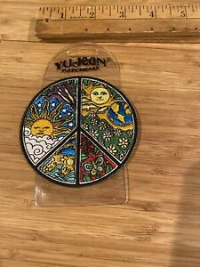 Peace-Yin-Yang-Whale-Sun-Moon-Earth-Star-Butterfly-Black-Patch