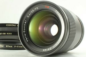 NEAR-MINT-w-Hood-Contax-Carl-Zeiss-Vario-Sonnar-T-35-70mm-f3-4-MMJ-JAPAN