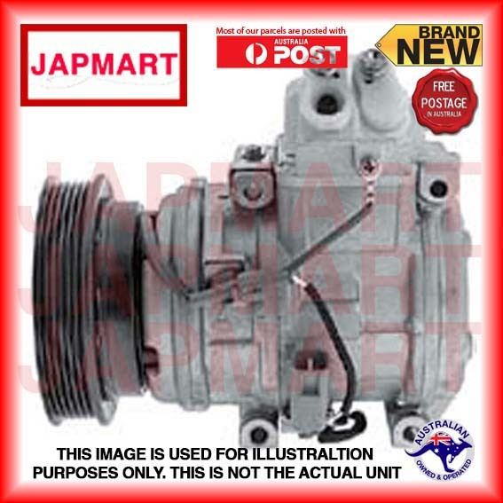 UP200-4226 12V 2A HOR AC COMPRESSOR Unicla CM9226