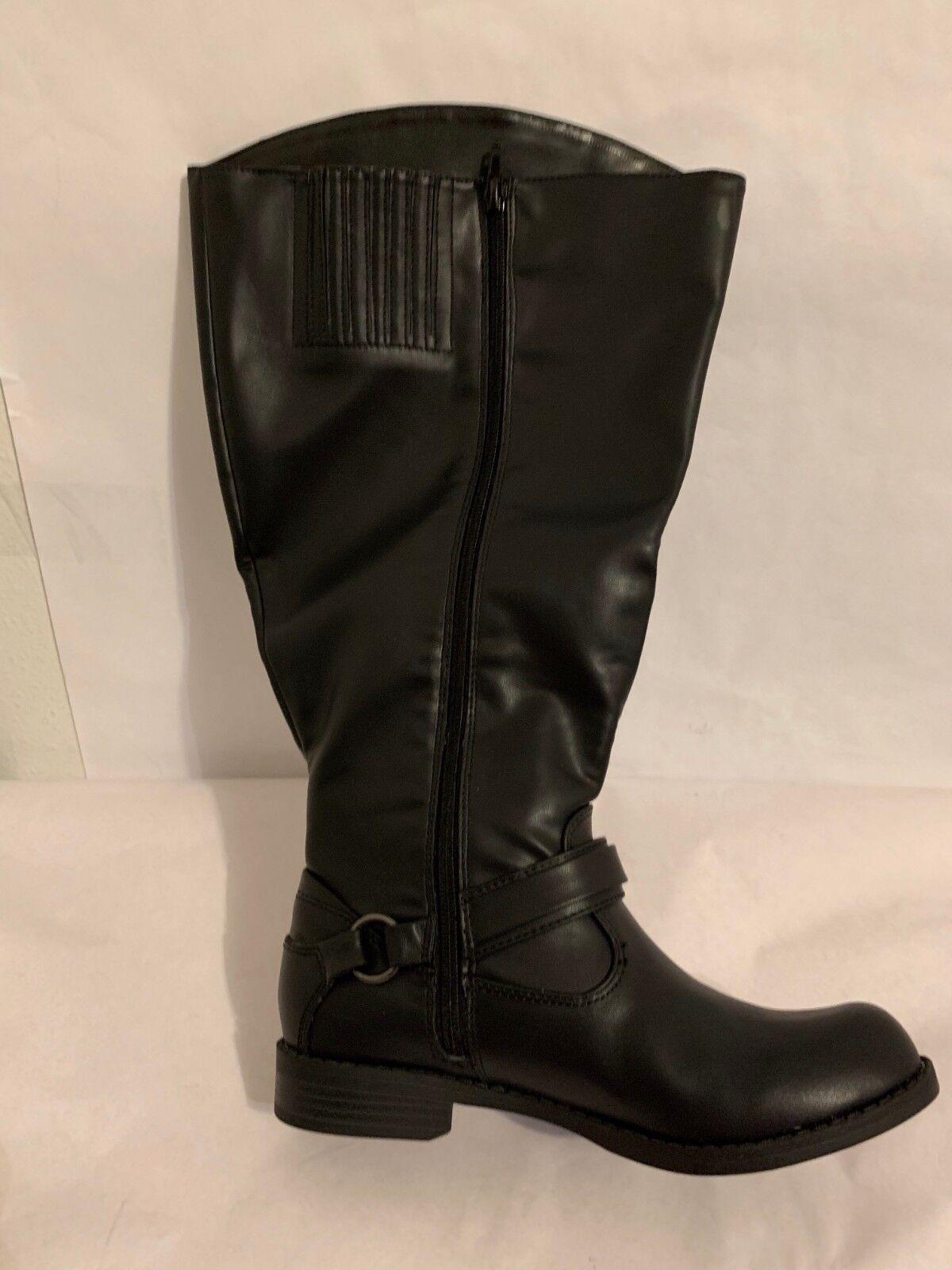 Easy Street botas Mujer Plus Plus Pantorrilla