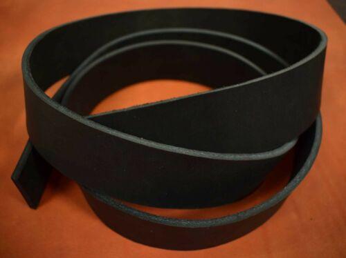 Lederriemen Ledergurt Riemen Dosset 4,0 mm schwarz braun Blankleder Wunschgröße