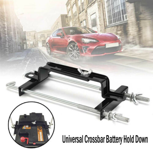 Adjustable SolarSynthesis Universal Crossbar Battery Hold Down