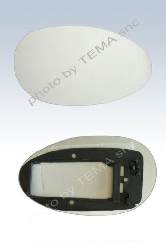 Specchio x ROVER 25 1999+//45 2000+//75 2004-2005 MG ZS ZR ZT dx 176x102 no termic