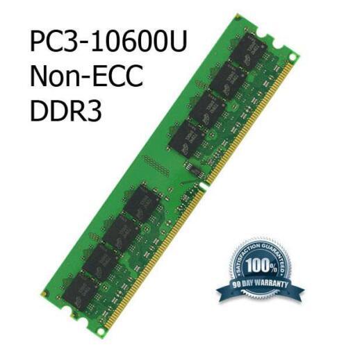 1GB DDR3 Memory Upgrade Asus H81M-A Motherboard Non-ECC PC3-10600