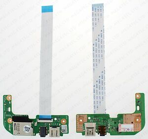 ASUS-X555L-X555LD-AUDIO-USB-CARD-READER-IO-BOARD-REV-2-0-60NB0620-IO1030