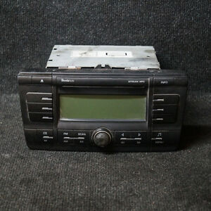 skoda octavia radio cd player head unit mk2 1z0035161c. Black Bedroom Furniture Sets. Home Design Ideas