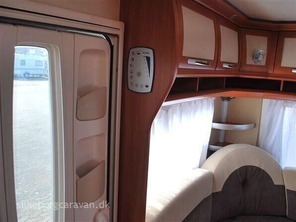 Hobby Prestige 560 UL, 2009, kg egenvægt 1310