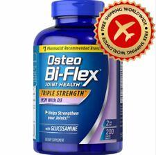 Osteo BiFlex 500MG Glucosamine MSM Vitamin Tablets - 200 Count