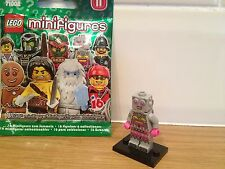 LEGO SERIES 11 LADY ROBOT MINT CONDITION