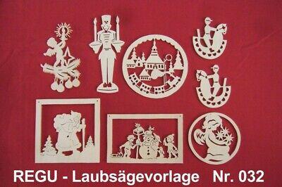 """REGU Laubsägevorlagen Nr.04 für /"""" LATERNE LEUCHTER /"""" zum selber basteln"""