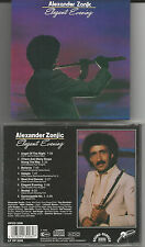 "ALEXANDER ZONJIC ""Elegant Evening"" Germany CD 1988 Bellaphon - NM (Earl Klugh)"