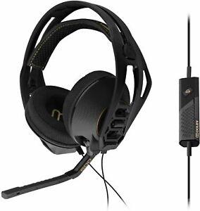 Plantronics RIG 500HD Black Headband 203803-01 USB Gaming Headset for PC & MAC