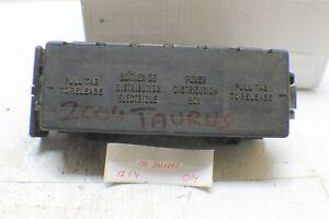 2002 2004 ford taurus fuse box relay unit f7db14a068aa f150 fuse box
