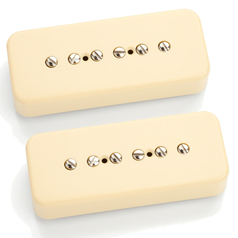 Seymour Duncan SP90-1 SP90-3 Soapbar P-90 Set cream - free shipping