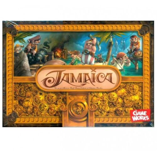 La Jamaïque Board Game