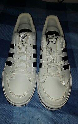 Adidas NEO Ortholite Men's sneakers White/Black   eBay