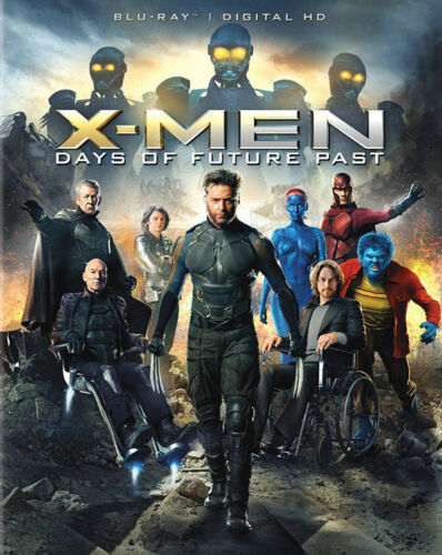 1 of 1 - X-Men - Days Of Future Past BLU-RAY 3D NEW SEALED