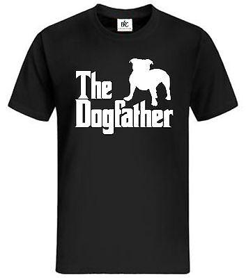 The Dogfather T-Shirt Fun Sprüche Film Movie Pate Mafia Hund Dog Luciano Tier