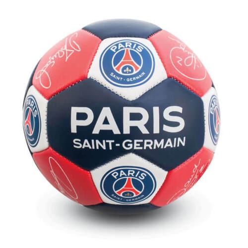 BN * Officiel PARIS SAINT-GERMAIN SIGNATURE Balle Taille 3 gonflé PSG Football