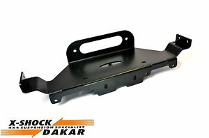 Winch-plate-and-hooks-for-Suzuki-Jimny-with-ORIGINAL-BUMPER