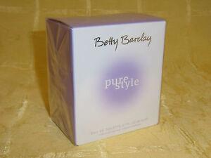 Betty Barclay pure Style woman Eau de Toilette EdT 20 ml Neu | eBay
