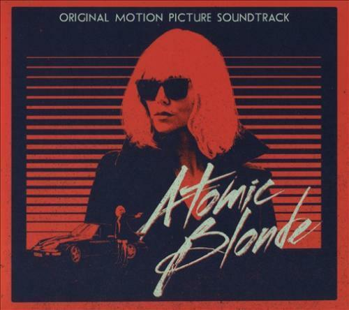 ORIGINAL SOUNDTRACK - ATOMIC BLONDE [ORIGINAL MOTION PICTURE SOUNDTRACK] [DIGIPA