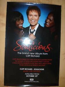 Cliff-Richard-Soulicious-Album-Poster-77-x-51