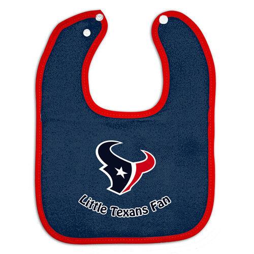 Houston Texans Baby Bib | eBay