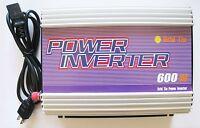 Sun-600g 600w Watt Micro Grid Tie Solar Power Inverter Solar Panel 120v Ac