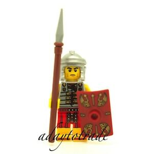 Lego-Collection-Mini-Figure-series-6-soldat-romain-8827-10-COL090-R1121