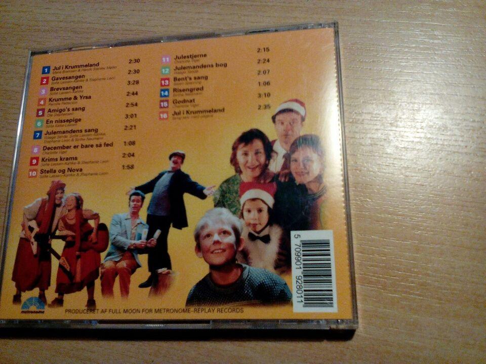 Krummernes jul: Sange fra julekalenderen fra 1996, andet