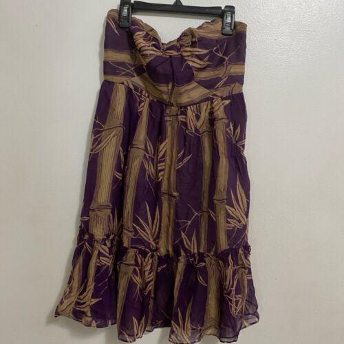 Sunner / Anthropologie dress