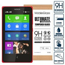 Ultimate Defender+ Tempered Glass Screen Protector for Nokia Microsoft X