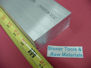 "1-1/2"" X 3"" ALUMINUM 6061 FLAT BAR 36"" long Solid T6511 Mill Stock 1.50""x 3.00"""