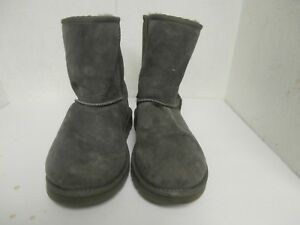 17a00c04113 Details about Ugg Girl's 5251 Classic ll Short Boot Gray Size 3 USED!!!!