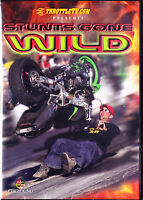 Stunts Gone Wild - Dvd