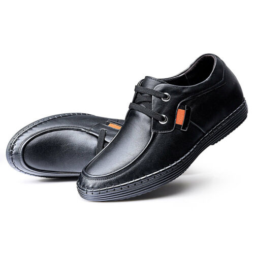 GOG GS9688-2.4 Inches Elevator Height Increase Genuine Leather Dress Shoes