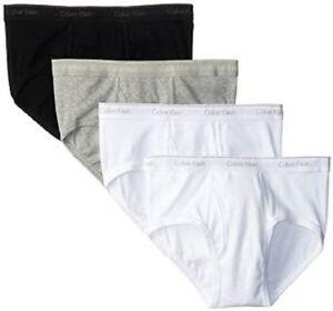 Calvin-Klein-Men-039-s-4-Pack-Cotton-Classic-Basic-Brief-U4000