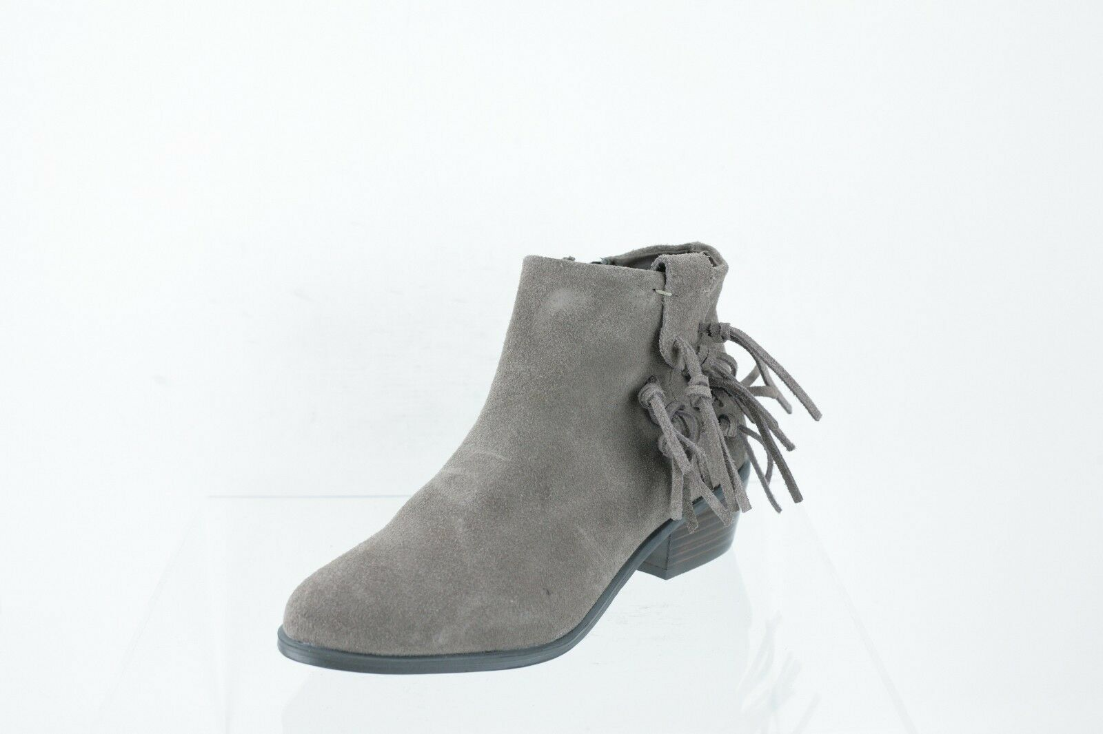 Steve Madden Rizdi Taupe Suede Ankle Boots Women's shoes Size 6 M NEW