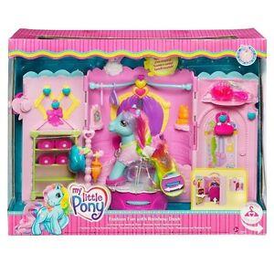 Fashion Fun With Rainbow Dash Neu & Ovp! Hingebungsvoll My Little Pony 64932 Sonstige