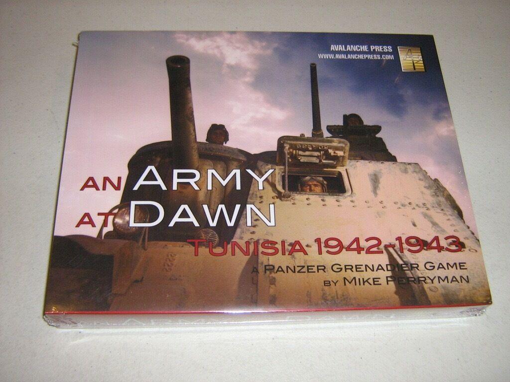 An Army at Dawn (New)